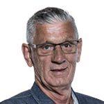 Bestuurslid Gerrit Nieuwenhuis